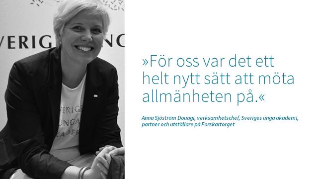 Anna Sjöström Douagi
